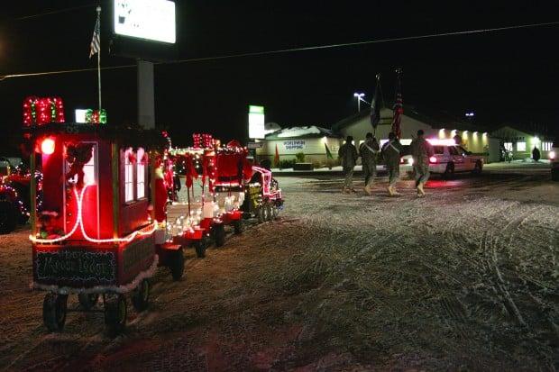 Buhl Nightlight Parade rolls on