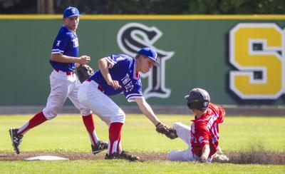 Twin Falls plays Idaho Catch Select