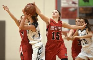 PHOTOS: Girls Basketball - Richfield Vs. Dietrich