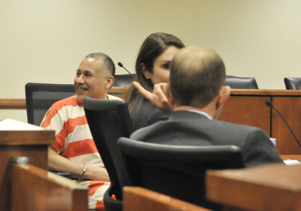 Rodriguez in court