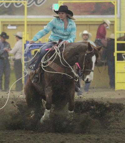 Idaho Finishes Third At National High School Finals Rodeo Southern