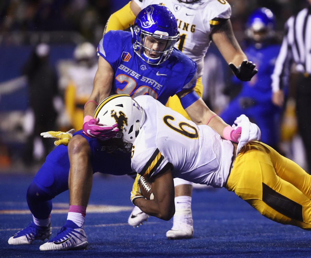 Boise vs. Wyoming football