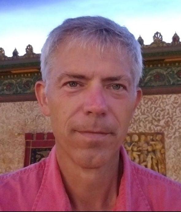 Tim Pond