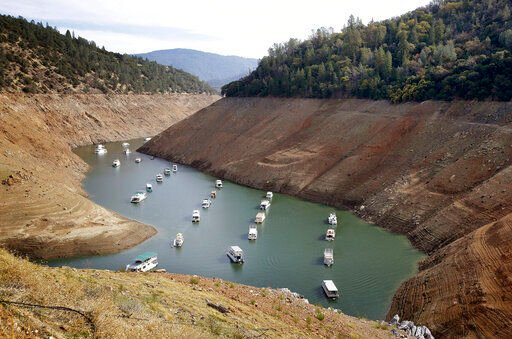 Study: Drought-breaking rains more rare, erratic in US West