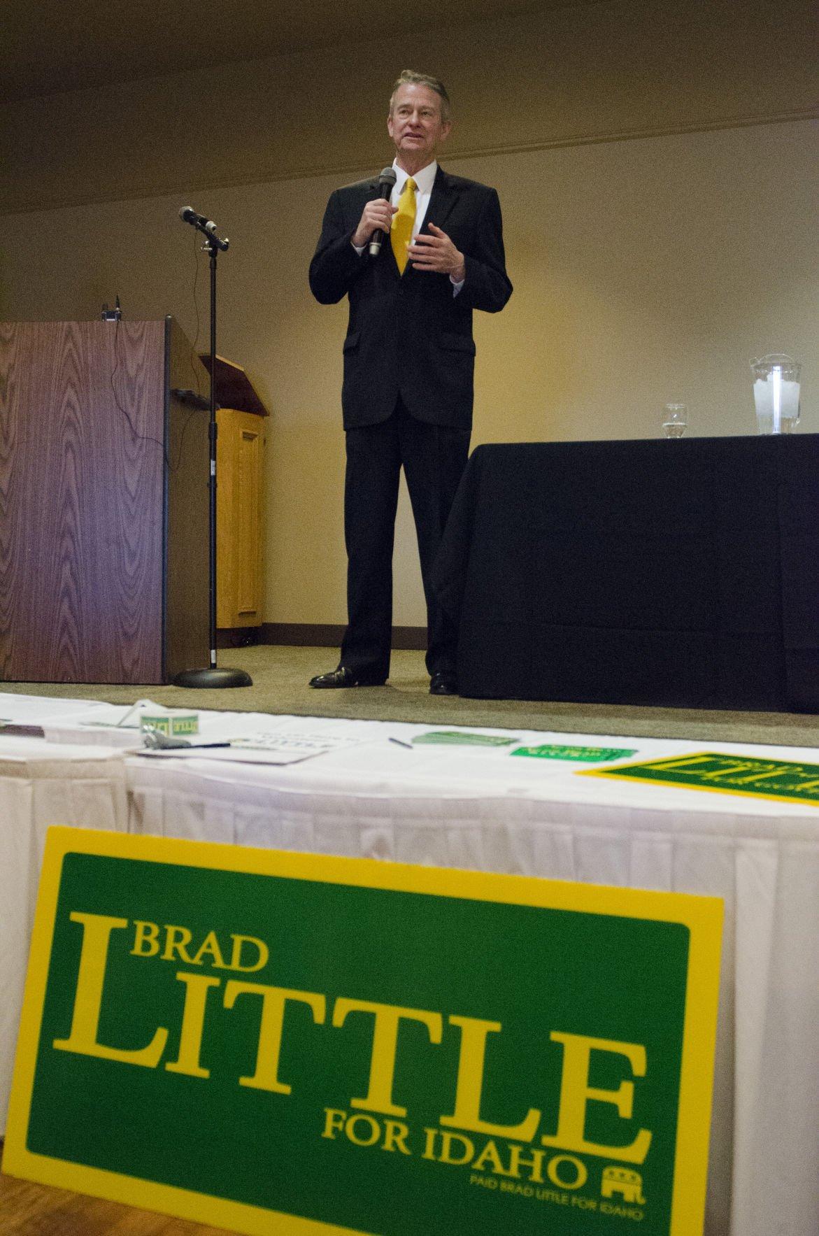 Twin Falls City Club political forum