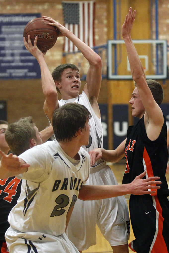 Jerome at Twin Falls Boys Basketball