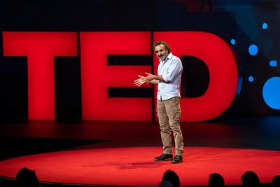Hamdi Ulukaya TED Talk