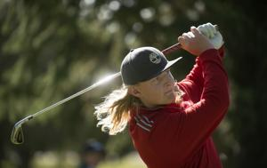 PHOTOS: High school golfers face off in Great Basin Conference tournament