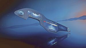 Mercedes-Benz, MBUX Hyperscreen.