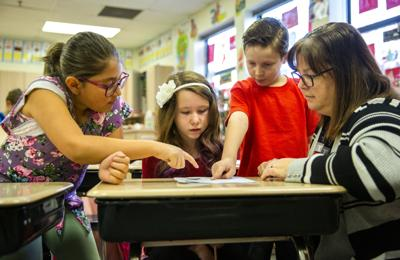 the twin falls school district helps special education students stay