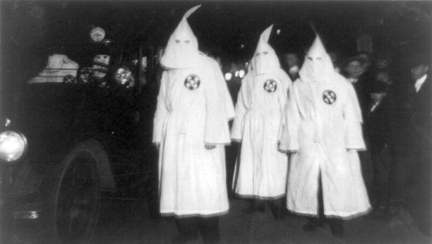KKK in Northern Virginia