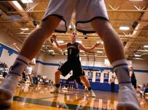 PHOTOS: Boys Basketball - Wendell Vs. Valley