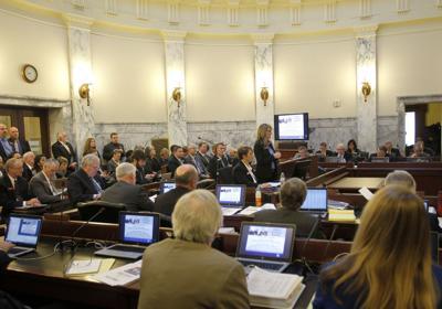 Ybarra Presents Budget to JFAC