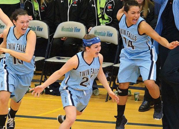 Twin Falls vs. Middleton Girls Basketball
