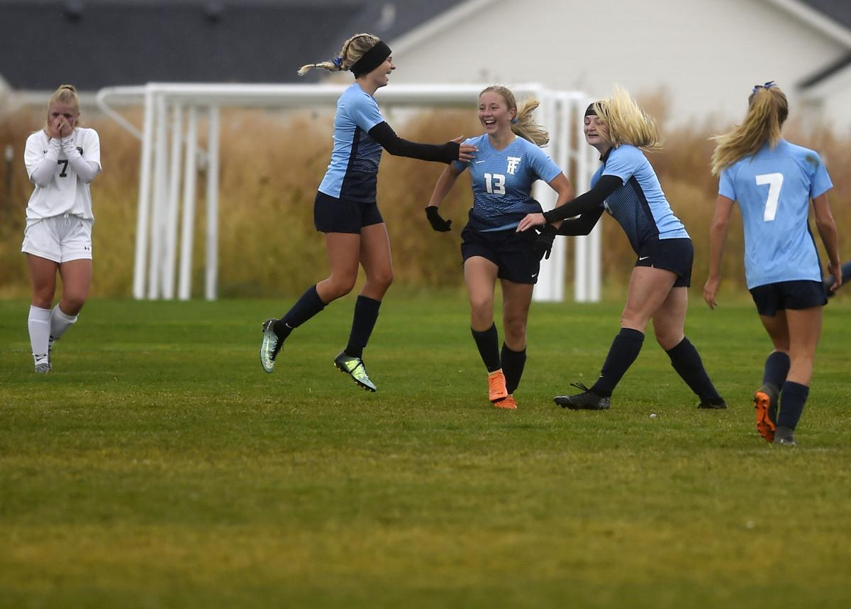 Girls Soccer - Wood River Vs. Twin Falls