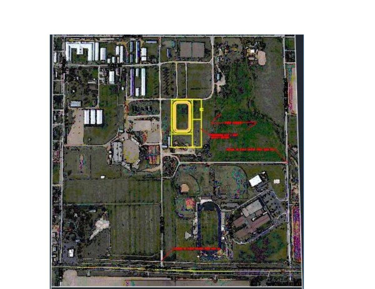 Twin Falls County Fairgrounds Event Center Site Plan Magicvalley Com