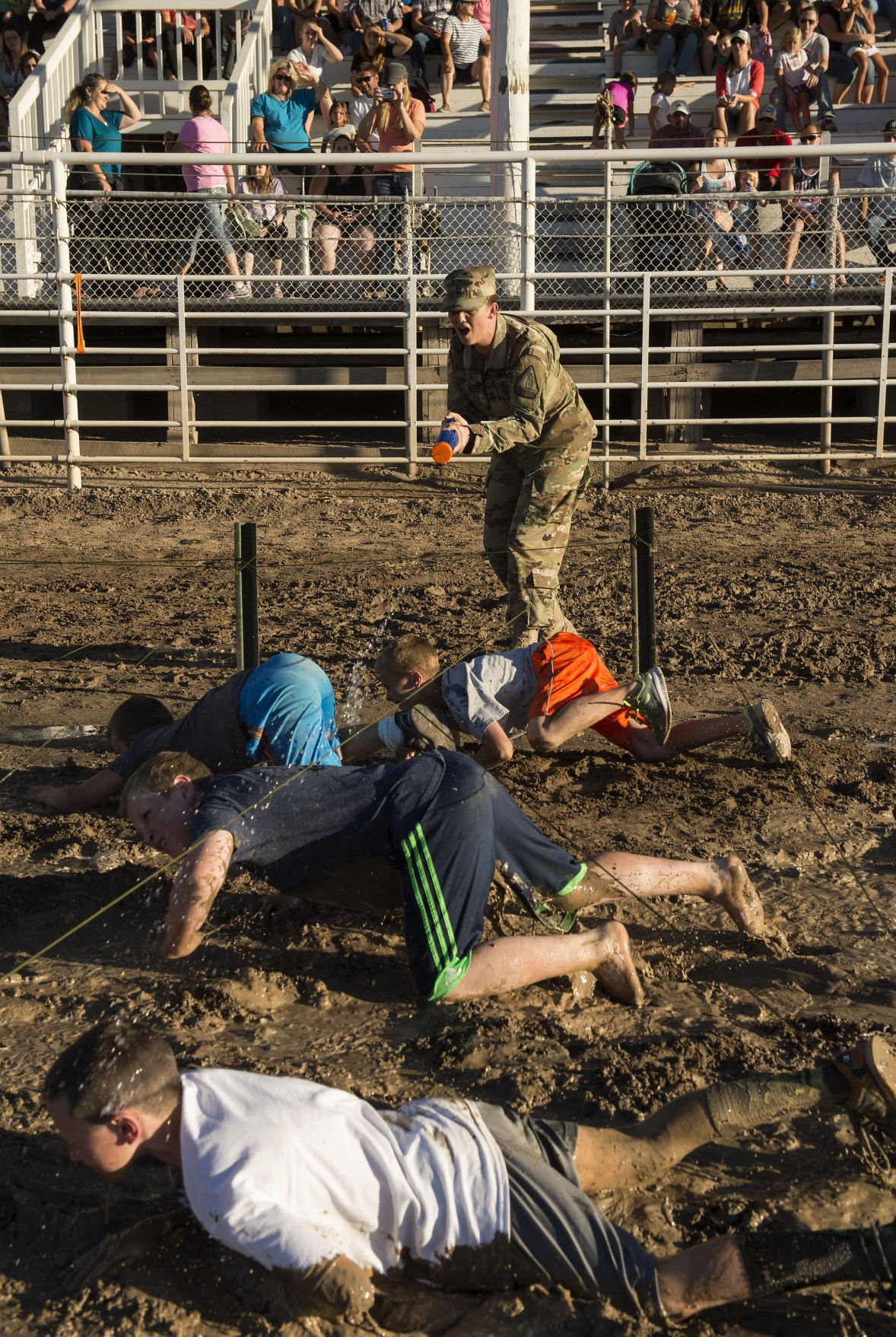 Redneck Olympics At The Jerome County Fair Southern Idaho Local News