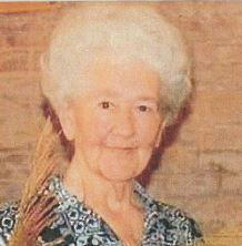 Obituary: Betty Louise Webb
