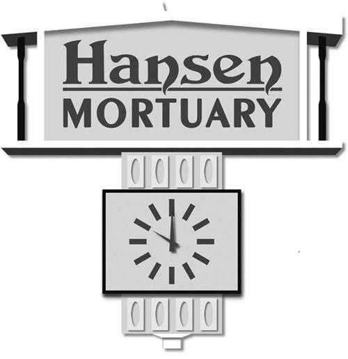 Hansen Mortuary logo