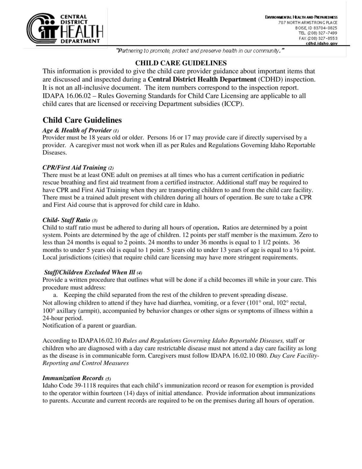 Looking for child care options 65 percent of centers have at download pdf childcare violations 1betcityfo Image collections