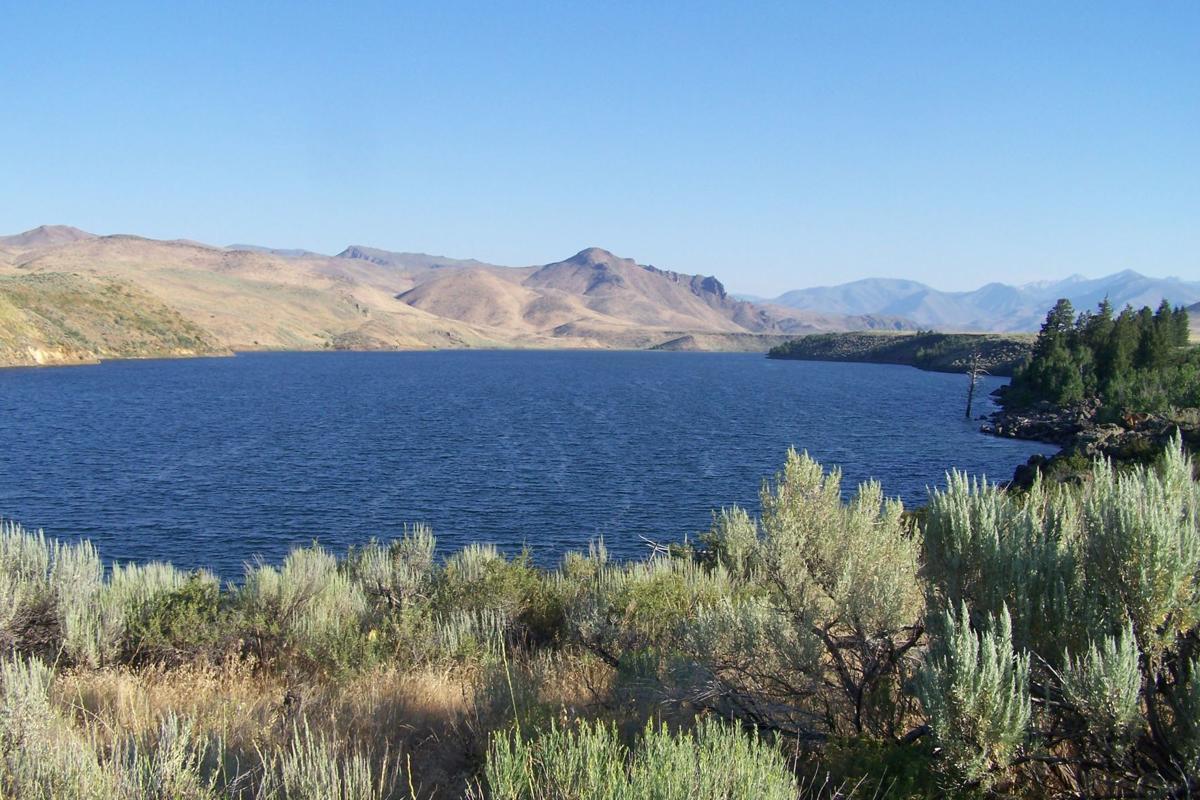 Little Wood Reservoir