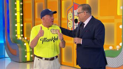 Terry Barnes on The Price is Right
