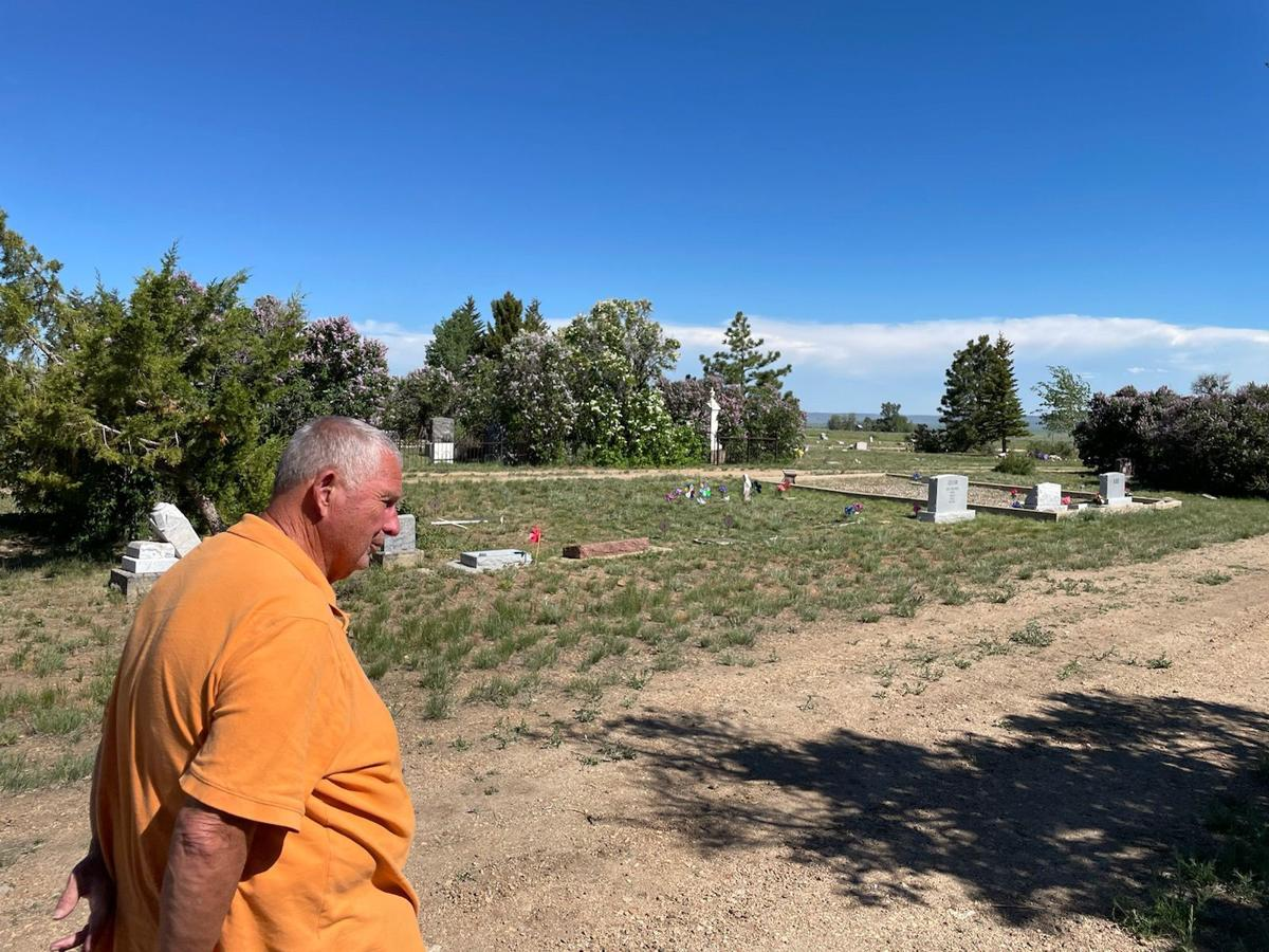 Camas County Cemetery District