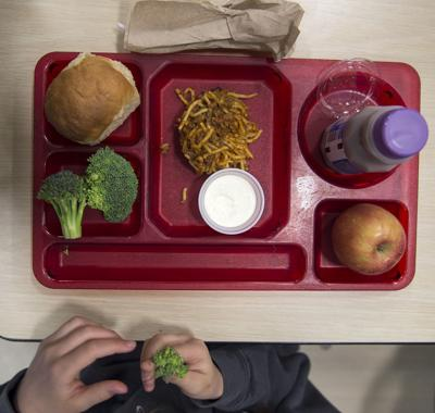 Free and reduced lunch numbers