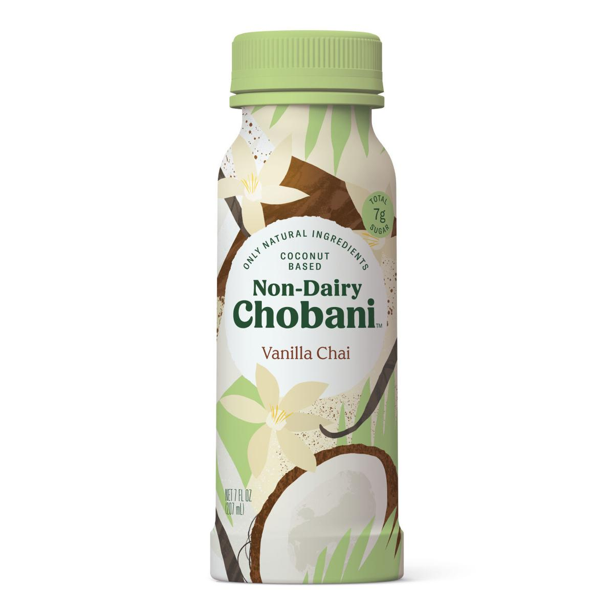 Non-Dairy Chobani drink vanilla chai