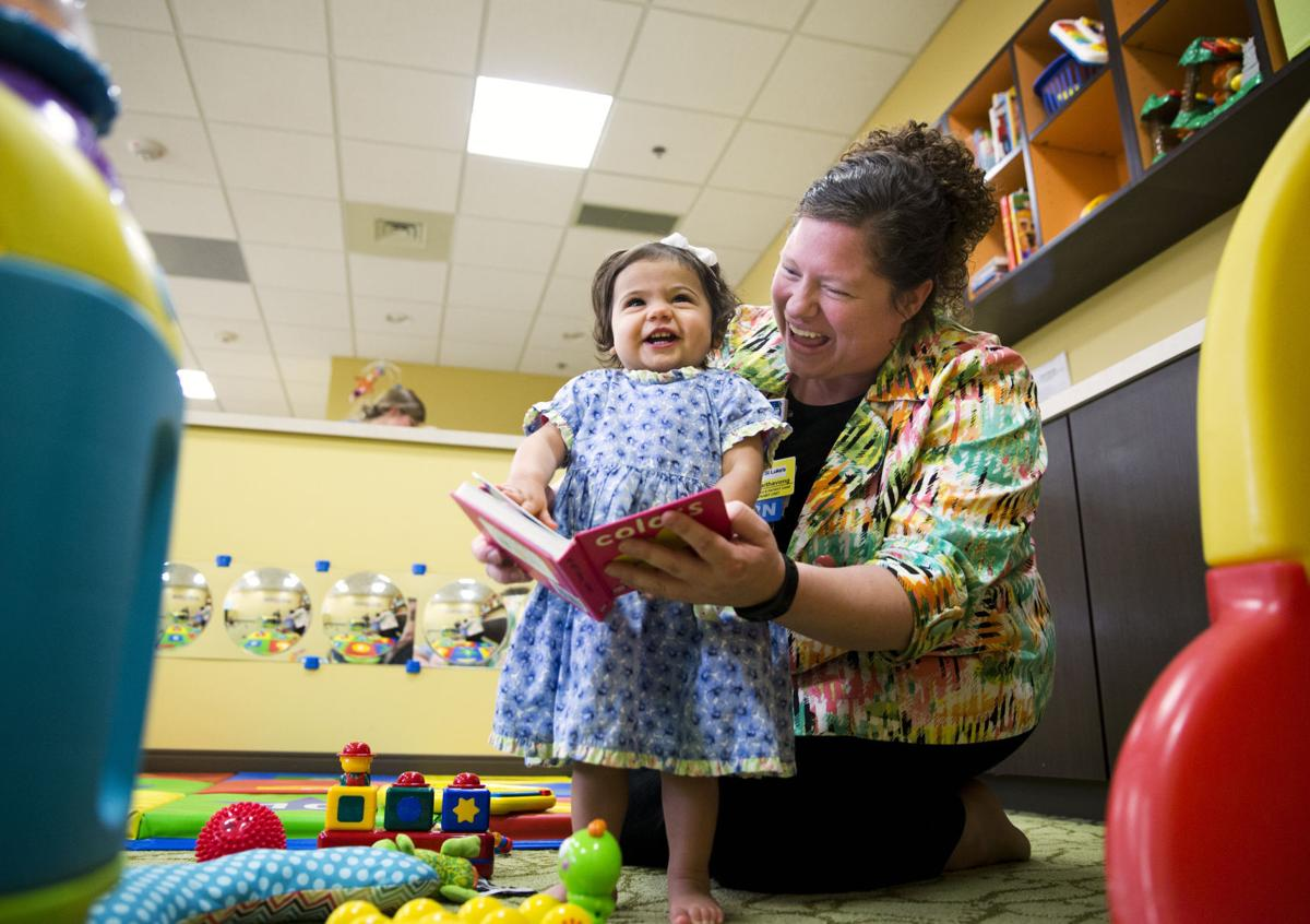 Looking For Child Care Options 65 Percent Of Centers Have At Least