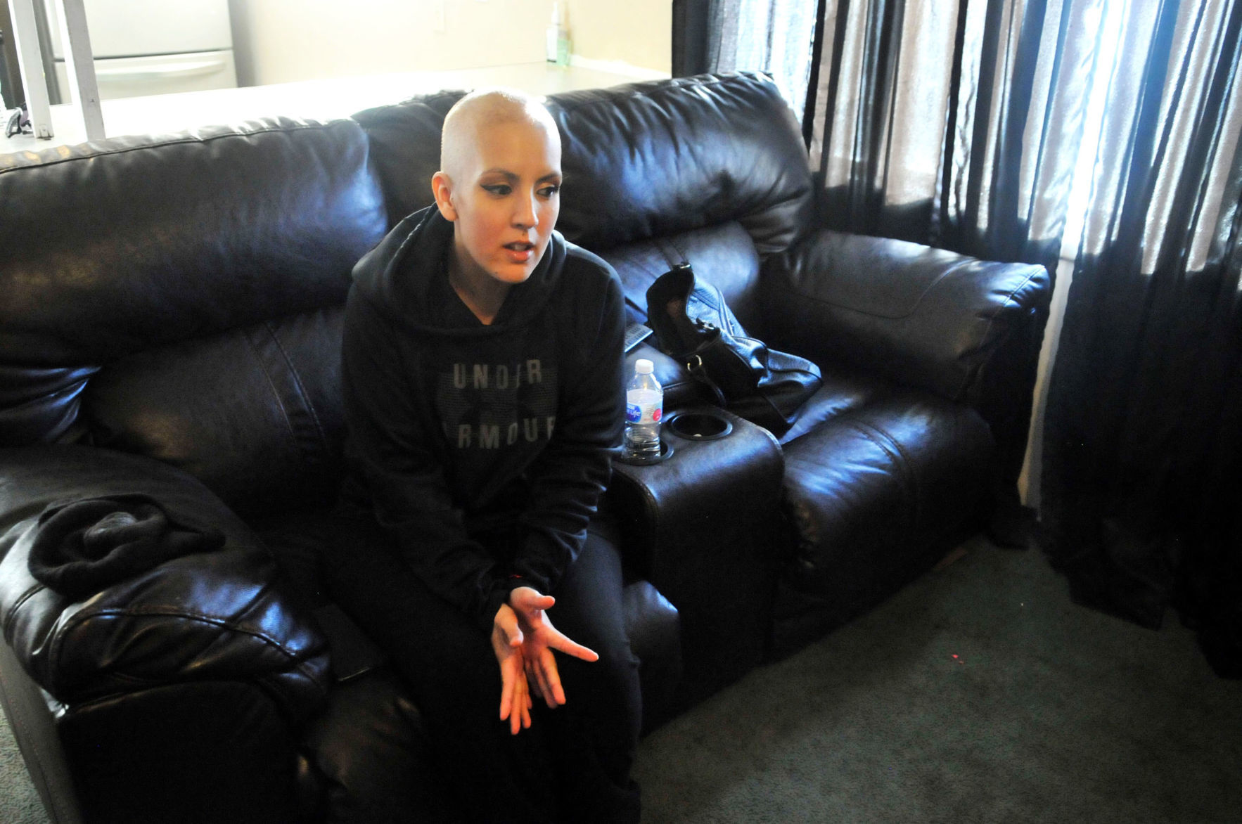 Im a Single Mom Living With Cancer