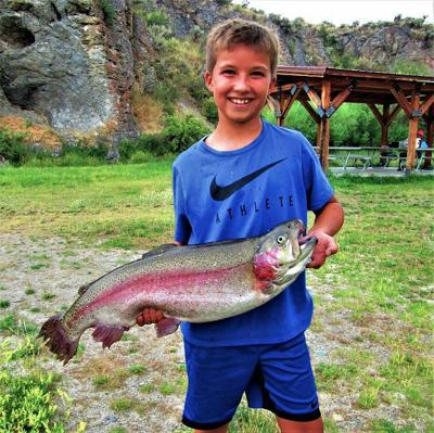 Clear Springs trout