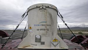 Utah denies EnergySolutions from accepting depleted uranium