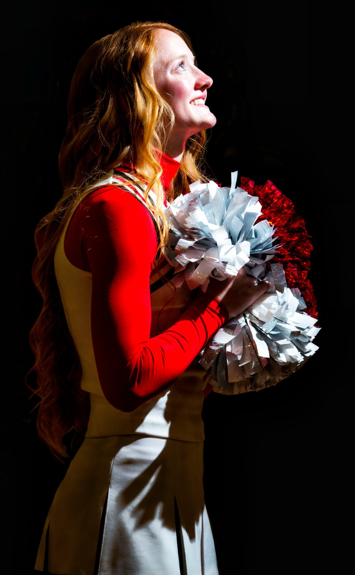 Azlyn Gillette, cheerleader of the year