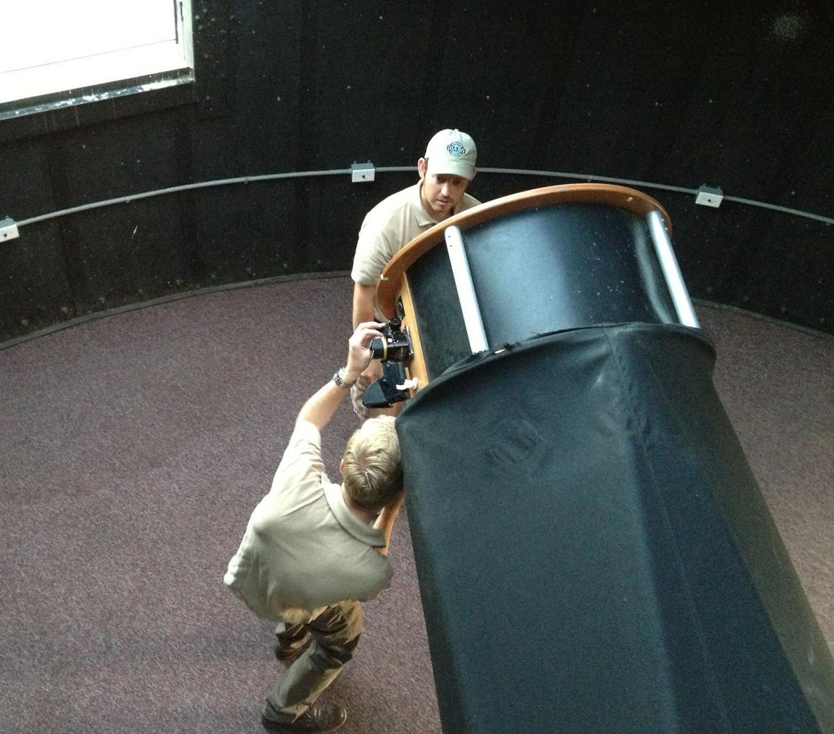 Bruneau Dunes Observatory