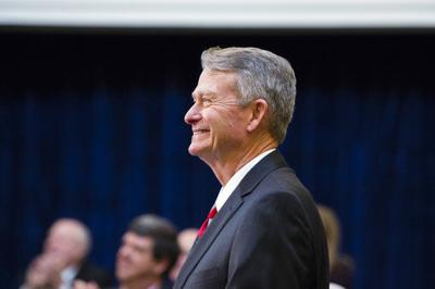 New Idaho governor says education will be his top priority