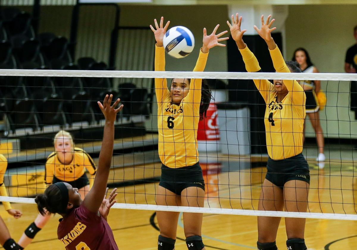CSI volleyball vs. Arizona Western
