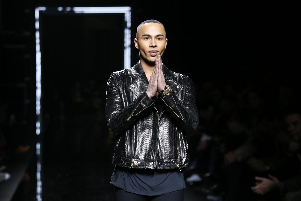 Paris Fashion Balmain