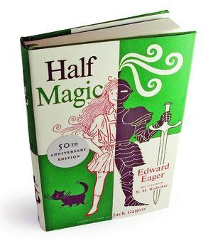 Summer book club: 'Half Magic'