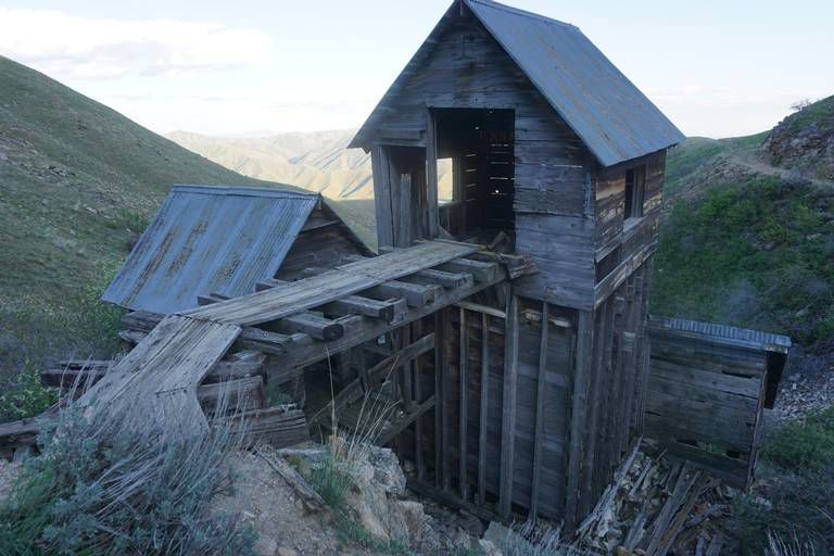 Adelmann Mine