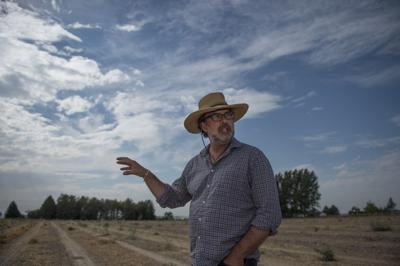 Twin Falls man known as 'father of the sugar snap pea' leaves legacy