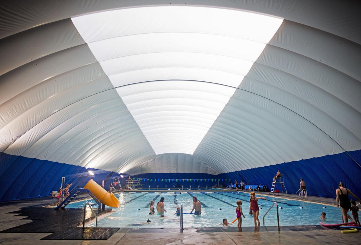 Want to take a swim? Twin Falls City Pool has reopened with a new ...