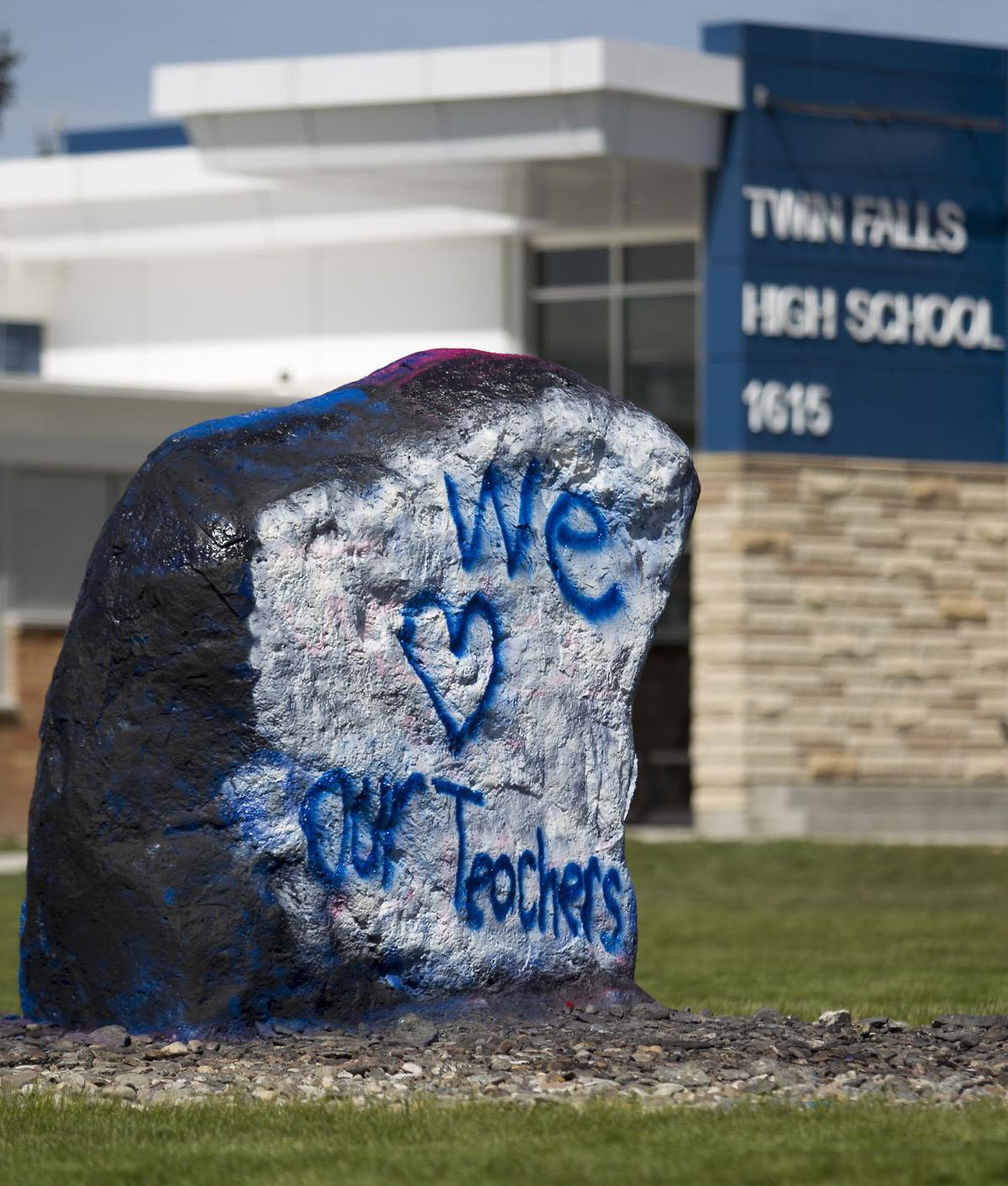 Twin Falls High School Rock