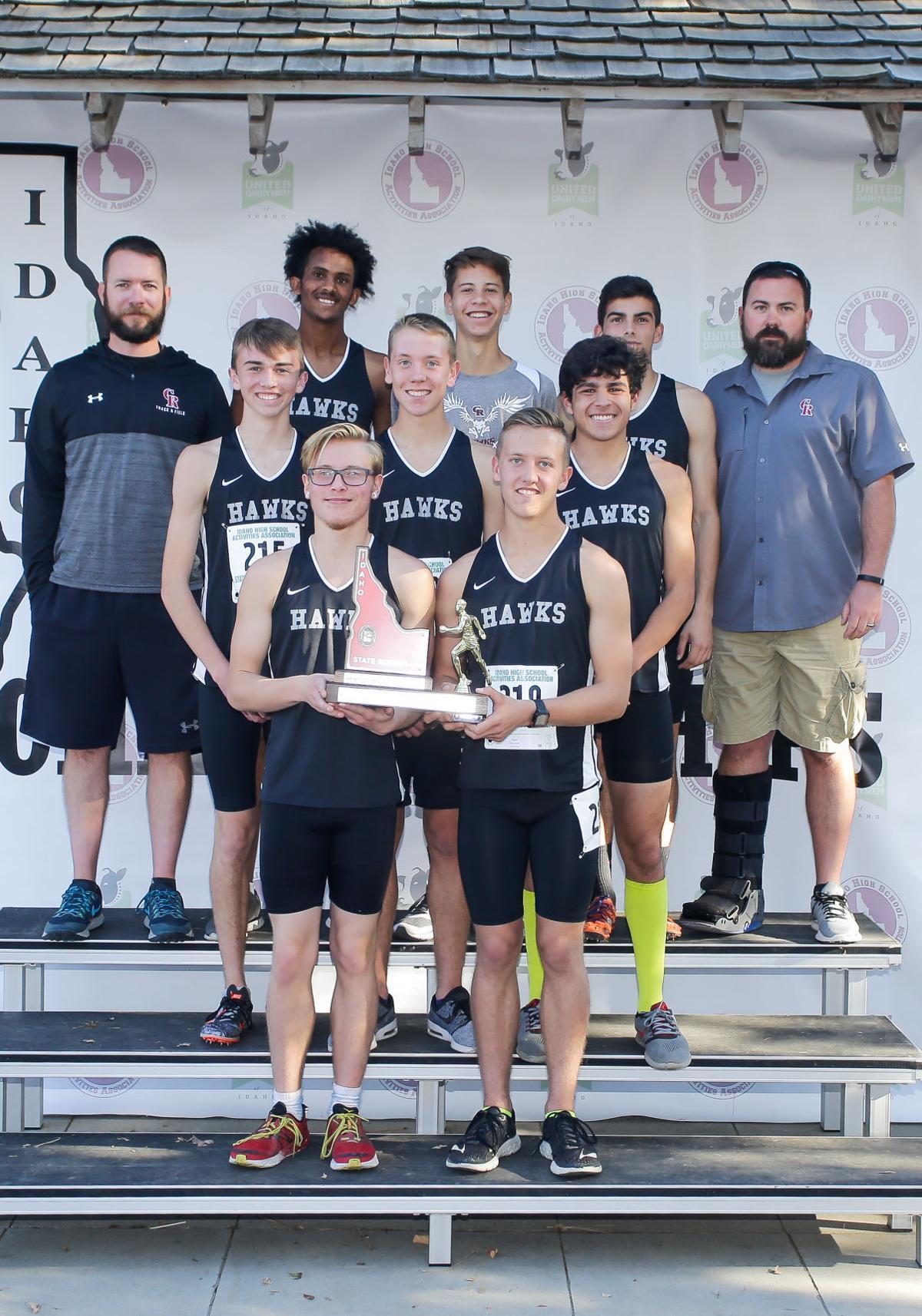 Canyon Ridge XC 4A state championships