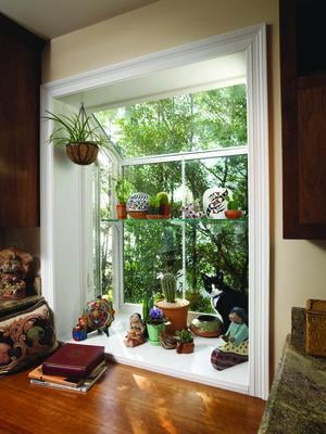 Sensible Home: Plant a bit of garden in your kitchen window