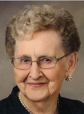 Obituary: Winifred Evelyn Tovey Alldaffer
