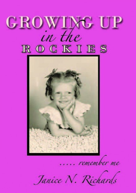 NEW BOOK: 'Growing Up in the Rockies'