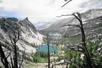 Frank Church-River of No Return Wilderness