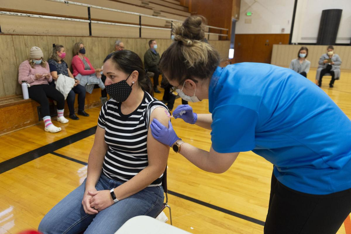 Hundreds to receive vaccine in Jerome