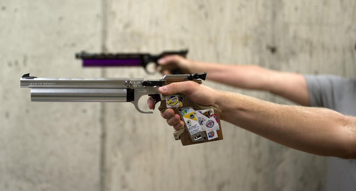 US Shooting Team